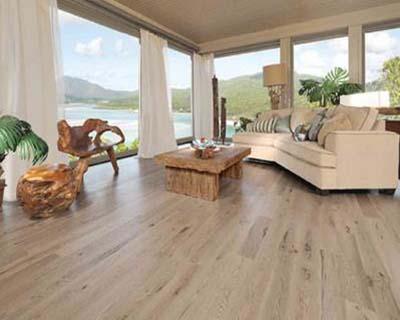 """White Oak Flooring - Nautical 7"""""""