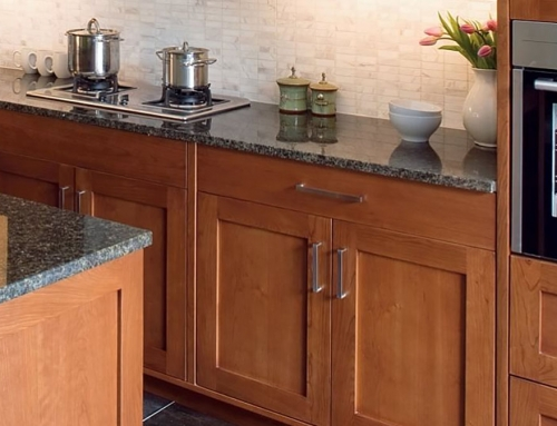 Shaker American Cherry Kitchen Cabinets