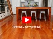 American Cherry 3 1/4″ – Open Box Video