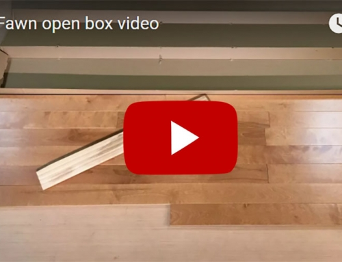 Birch Fawn Open Box Video