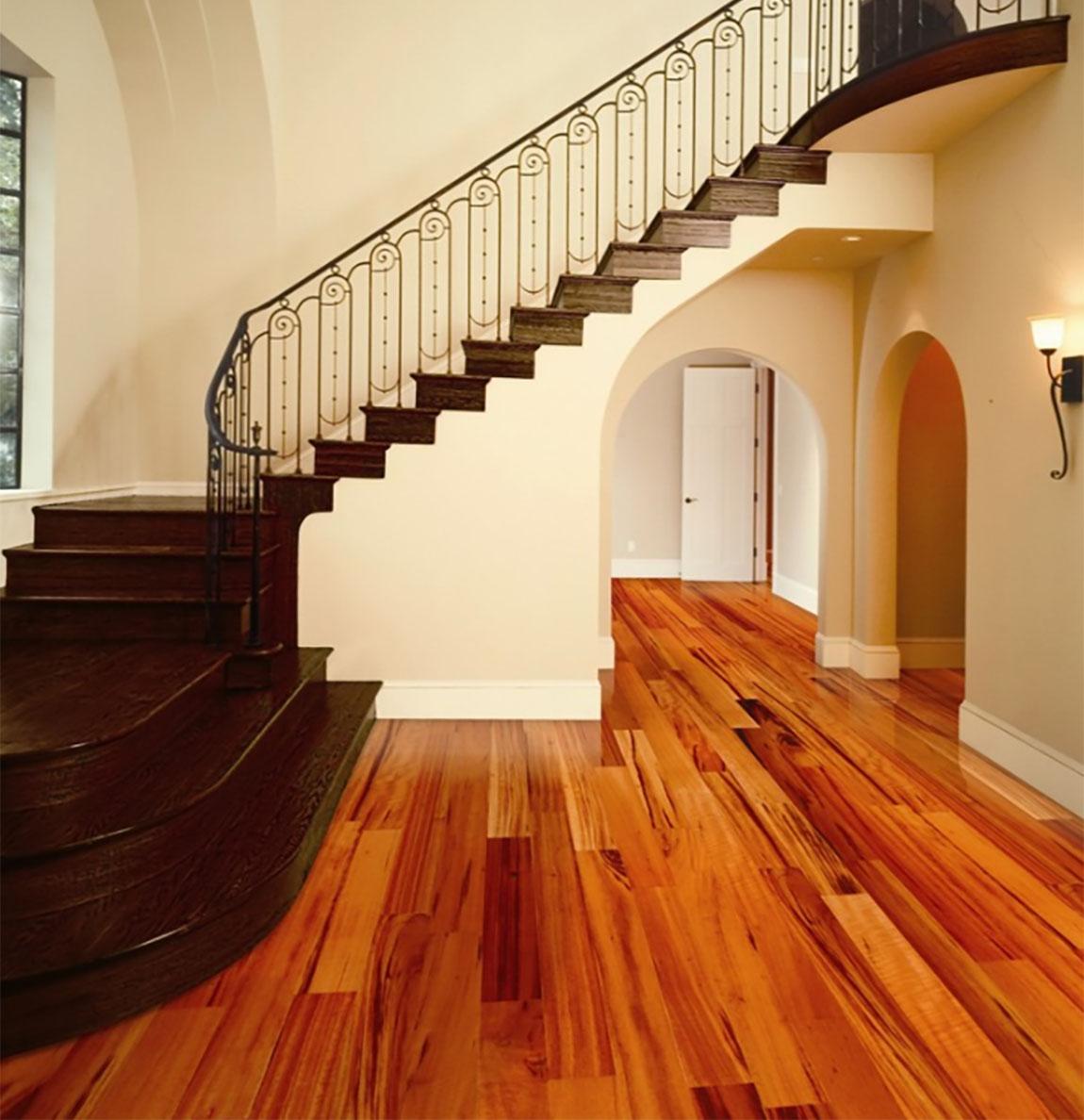 floors valuable tigerwood bamboo honey teak of image menards ideas installing wood tiger flooring