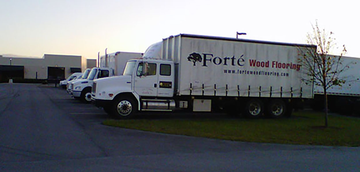 forte trucks
