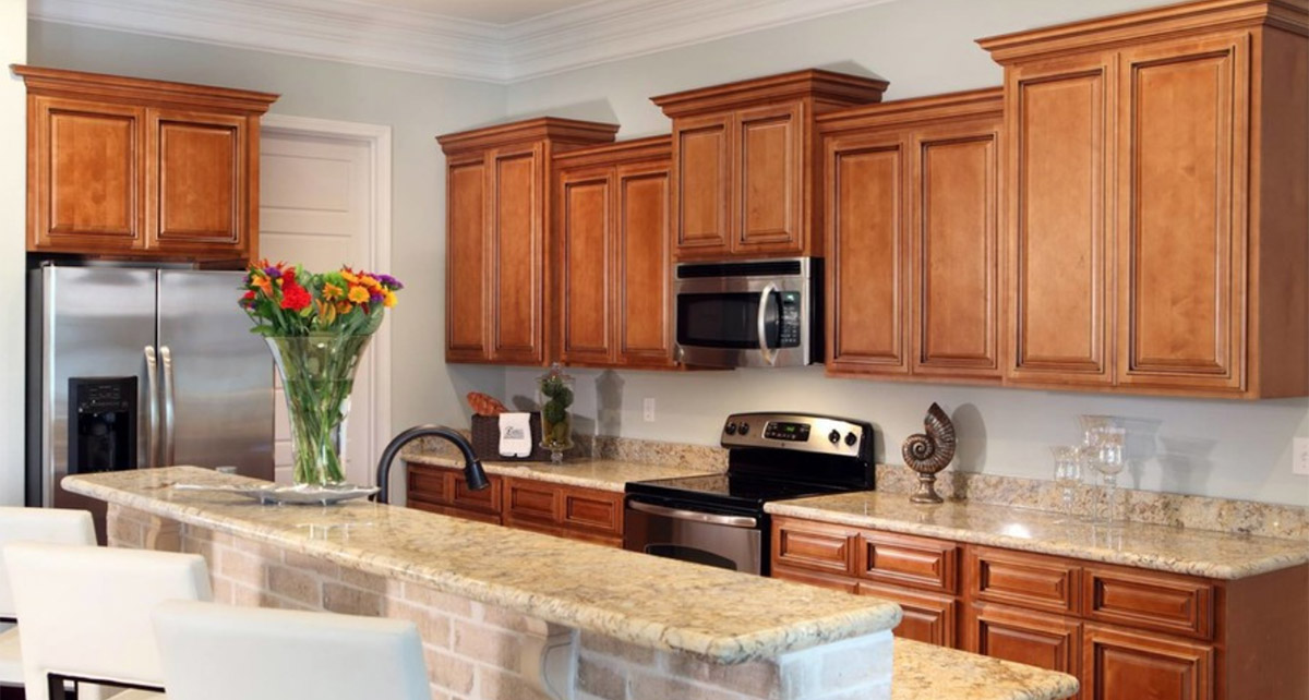 Cinnamon Classic Kitchen – Thewoodloorsource.com